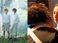 日本狂扫「3.7亿」票房!《约定的梦幻岛》真人电影明日即将在台上映,带你一窥 JUMP 新四天王的神秘魅力!