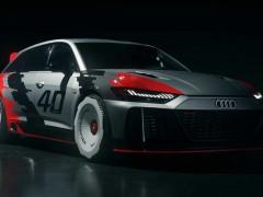 四环资深神兽再现 ─ Audi 公布「RS6 GTO」渲染设计图!