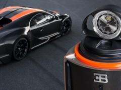 顶级腕錶收藏仪BUBEN&ZORWEG与超跑品牌BUGATTI 跨界合作 携手推出机械錶上鍊仪收藏柜 全球30座限量预购中!