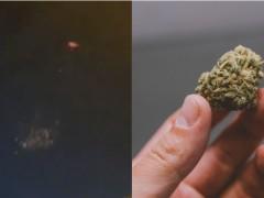 影片有点东西!民众「集体响应製造大麻雨」,网:原来耶稣是无人飞机