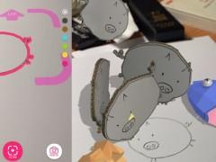 让二次元图画「活」起来!推特热议 APP《RakugakiAR》你跟上没?