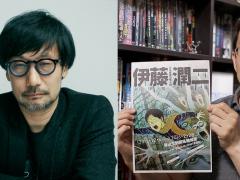误会一场啦!恐怖大师「伊藤润二」证实与「小岛秀夫」共同开发游戏是「过度解读」!