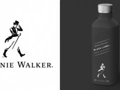 Johnnie Walker 宣布将在 2021 年发售「纸瓶包装威士忌」,黑魂配色质感爆棚!