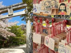 意外爆红!福冈「竈门神社」撞名炭治郎,竟成为鬼灭漫迷朝圣地!