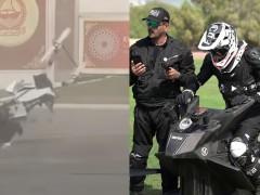 这真的太危险!杜拜警方试驾近 450 万台币的「飞行警车」、竟不到 20 秒钟便发生坠机意外!