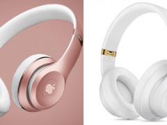 心脏爆击!Apple 将重磅推出玫瑰金头戴式耳机「AirPods Studio」,超强功能抢先曝光!
