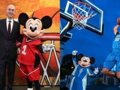 全队大小可以一起同乐?NBA 官方正考虑将迪士尼乐园作为复赛场地,这「几点」成最关键原因!