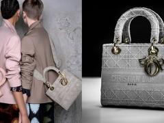 男友破产日!这颗 Dior 立体刺绣提包千万别被女友看到!