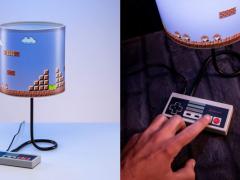 这创意太厉害!任天堂推出「超级玛莉檯灯」还原红白机把手,老玩家都心动啦!