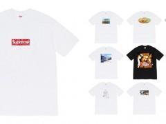 年末这波 T 恤绝对让你受不了!SUPREME 变形虫 BOX LOGO TEE 发售在即、竟然还有「旧金山 T」?!