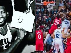 NBA |大帝今天不威风!Joel Embiid 全场被守死得分挂蛋,网友製作梗图超嘲讽!