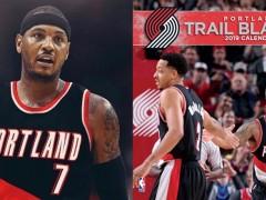 NBA快讯|重磅消息!爆料大神 WOJ 透漏 Carmelo Anthony 即将加盟拓荒者,甜瓜漂流记终于落幕!