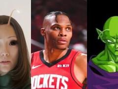 NBA|究竟是像比克还是螳螂女?Westbrook 全新「触鬚」头引发网友热烈讨论,难道这也是新时尚?