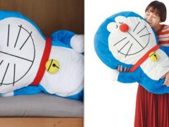 哆啦A梦睡在你家不是梦!日本推出造型棉被收纳袋,高度还原实在太疗癒!