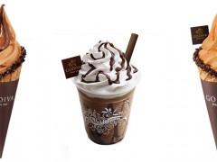 颱风刚走赶快买支冰压压惊,GODIVA 季节限定新口味上市!还有黑巧克力冻饮可以喝!
