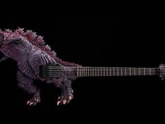 全世界限量 5 把!要价的百万 ESP 「Godzilla」电吉他正式开放预购