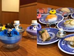 最新联名扭蛋登场!柯南粉除了展览、电影不能错过之外,藏寿司也是一定要吃的啊!