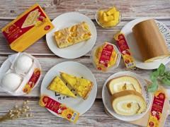 爱文芒果入馅!全联「夏日芒果派对」8 款限定甜点正式开卖,吃一次就被圈粉!