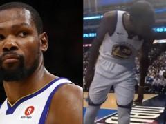 NBA │ 与 Draymond Green 争执找不到宣洩出口? Kevin Durant 怒喷场边球迷:「闭上你他 X 的臭嘴,看比赛就好!」