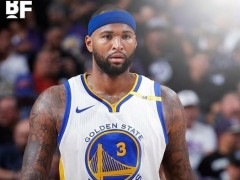 NBA │ DeMarcus Cousins 宣布加盟金洲勇士!「西强东弱」天秤不断倾斜!