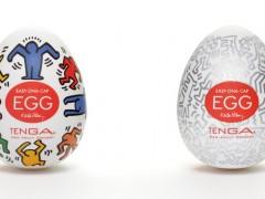 潮流人必备的 EGG 只送不卖! TENGA 线上商城消费满千即送 Keith Haring x TENGA 联名 EGG