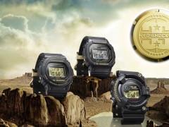 象徵荣耀的金色! G-SHOCK 第四波 35 周年纪念錶款 「ORIGIN GOLD」即将登场