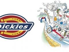 Dickies 捲土重来第一弹!携手 Red Bull 皂飞车大赛竞速上装,推出限定限量联名单品!