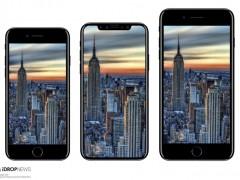 iPhone 8 尺寸规格曝光 !3 张图让你一秒看分明~