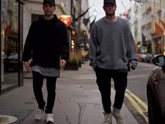 越冷打扮越认真!剖析伦敦人的 12 月街头穿搭