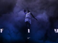 签名战靴还不够,LeBron James 将拥有个人专属字体