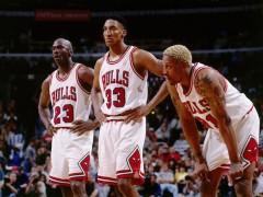Dennis Rodman 透露从未与队友 Michael Jordan 及 Scottie Pippen 有过私下的谈话