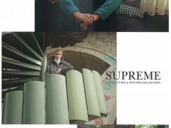 《GRIND》杂誌打造 Supreme 2015 秋冬系列穿搭特辑