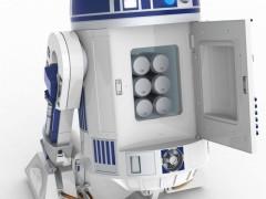 星战迷注意!AQUA推出《STAR WARS》星际大战R2-D2移动小冰箱