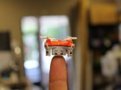 真的能飞!世界上最小的飞行器即将量产!