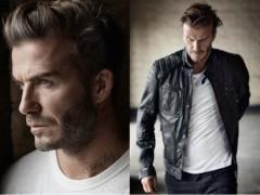 David Beckham 帅气出镜 Belstaff 秋冬形象特辑 !