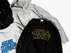 耐看又耐穿的 ! Champion 联合 BEAMS「Star Wars」服饰系列发布