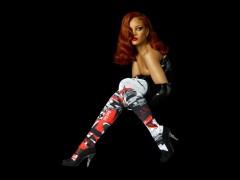 "Rihanna 担任时尚总监!!Rihanna x Stance ""Bad Gal"" 袜子系列"