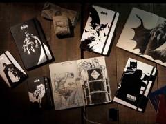 释放内心的英雄梦!Batman x Moleskine联名记事本