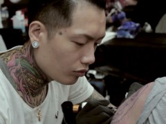 "REMIX与刺青艺术家Josh所共同展开《Tattoo Convention "" Ink-N-Iron ""》美国寻梦之旅"