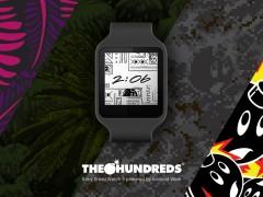 智慧型手錶疯潮流!THE HUNDREDS X ANDROID WEAR联手打造穿戴式产品介面