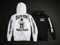 Ben Hundred 梦想成真!The Hundreds x Death Row Records 全新联名系列正式亮相!