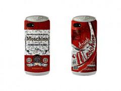 为iPhone 6 添购新衣!MOSCHINO 推出铝罐饮料造型手机壳,快来解身体的渴!