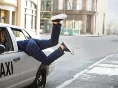 Live in LEVI'S 大胆就型 挑战生活中的无限乐趣 Double Stitch男装双线系列丹宁裤