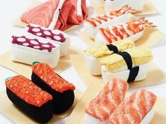 吃寿司啰~~~才怪,日本正夯「寿司袜」好食好食!