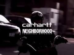 滑板族遇上重机暴走族? Carhartt WIP x NEIGHBORHOOD 联名震撼弹!