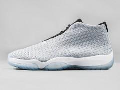银色快手! Air Jordan Future Premium 「Metallic Silver」