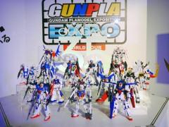现场直击!GUNPLA EXPO TAIWAN 2014 钢弹模型博览会