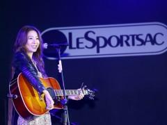 LeSportsac 40週年时尚炫彩音乐派对现场回顾