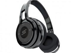 """无""""线""""自由!SMS Audio SYNC by 50 - On-Ear Wireless蓝牙耳罩式耳机"""