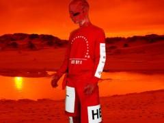 红人穿红衣!Hood By Air推出HBA for Yo'hood RED系列限定款